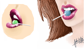 Lollipops by Jucchan