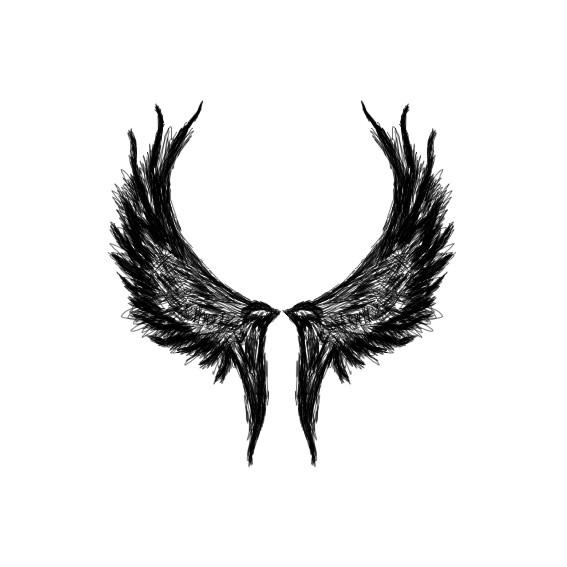 Valkyrie wing tattoos