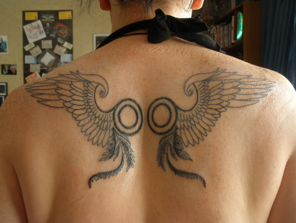 Spread your wings and fly