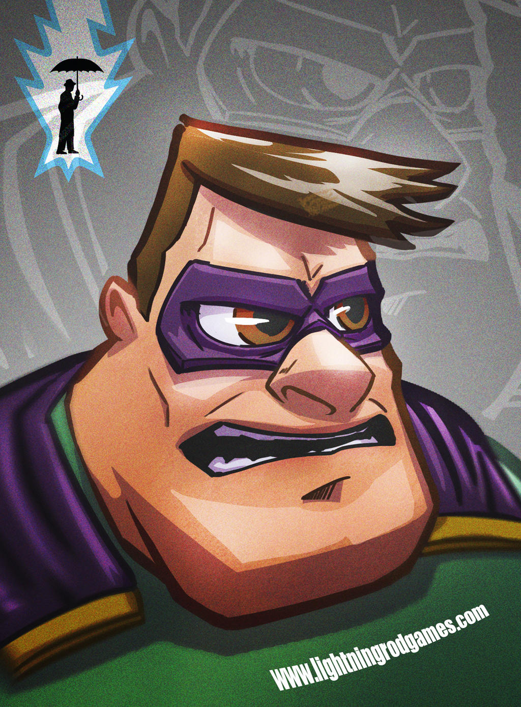 Villainman by 8kx