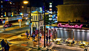 Continental Corner by bruhinb