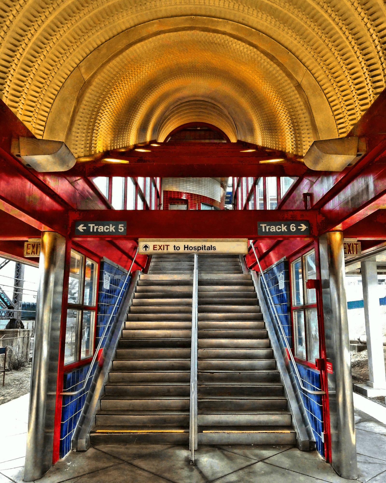 SEPTA University City Station by bruhinb