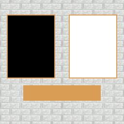 Baldi's Basics character poster template by bobstickman