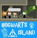 Poptropica: Hogwarts Island