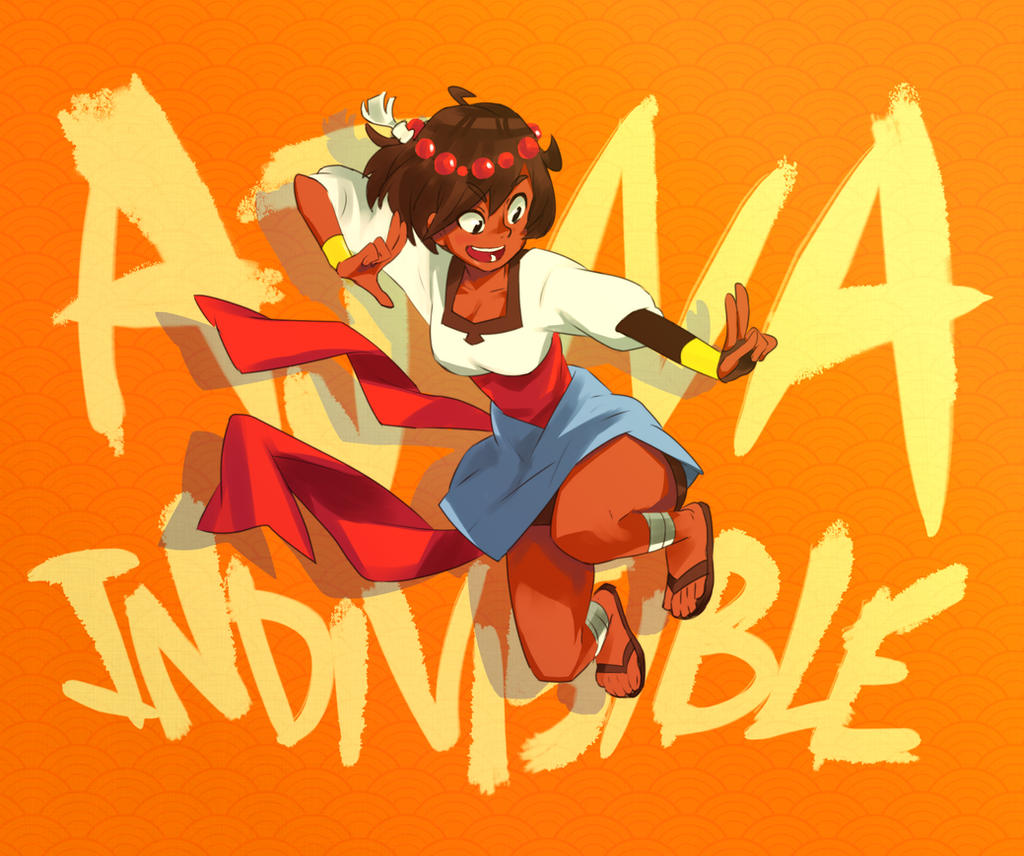 Ajna from Indivisible by kosal