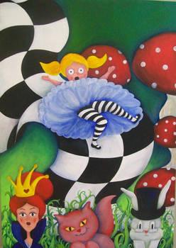 Falling in Wonderland