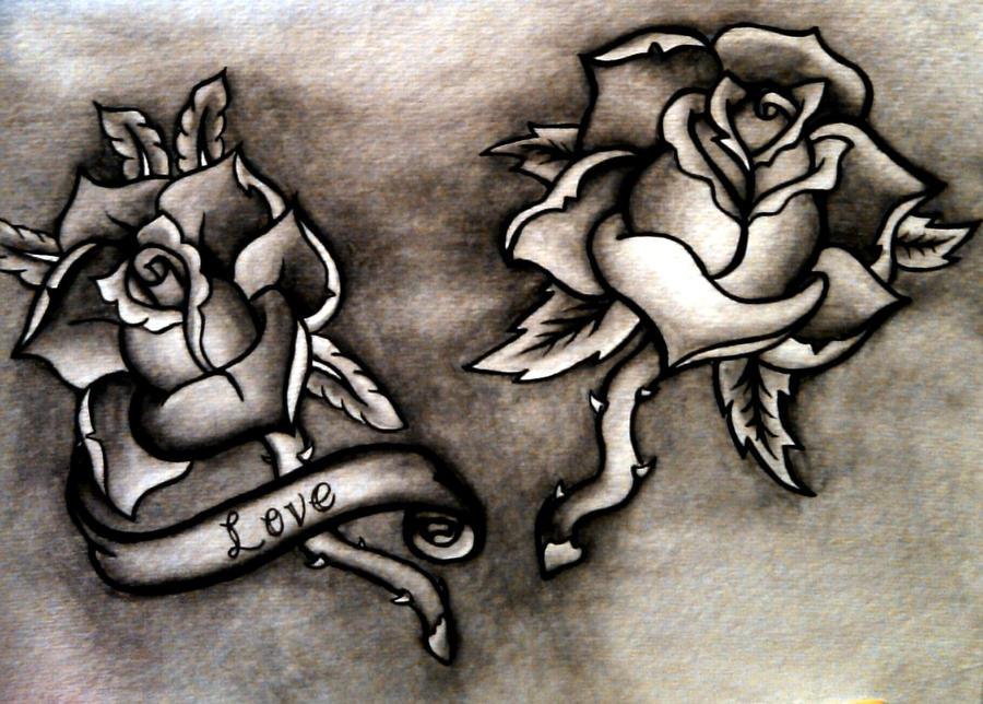 Rose Flash by JesusLizards