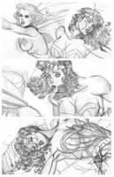 Wonder Woman vs Supergirl teaser by StudioKatsumi