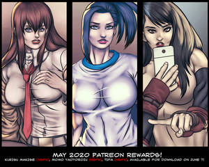 May 2020 Patreon Rewards