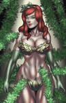 Poison Ivy redraw