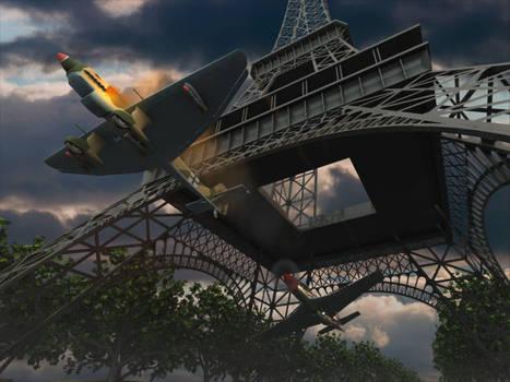 wings over Paris