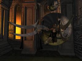 Yet another Phantasm Sphere by arfur9