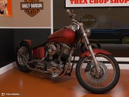 Harley by arfur9