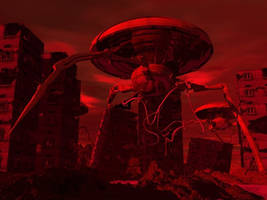 War of the Worlds by arfur9