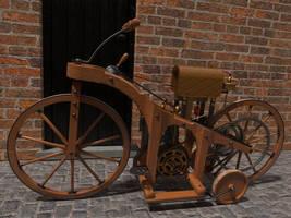 Daimler Bike by arfur9