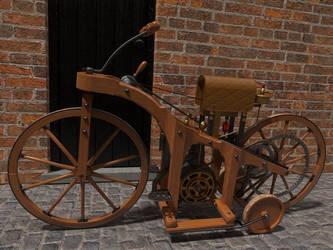 Daimler Bike