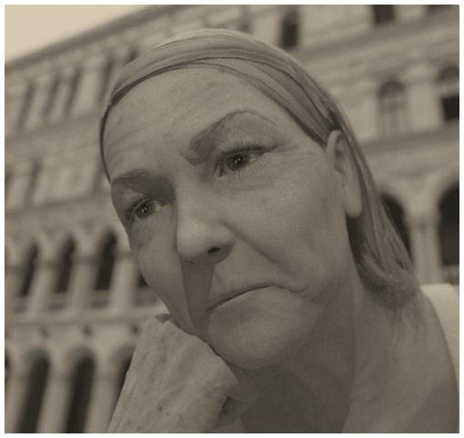 Old Lady by arfur9