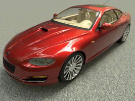 concept car by arfur9