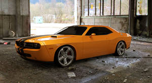 Dodge Challenger SRT8 by arfur9