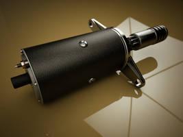 Lucas M35J starter by arfur9