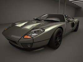 GT40 by arfur9