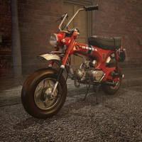 Honda Dax by arfur9