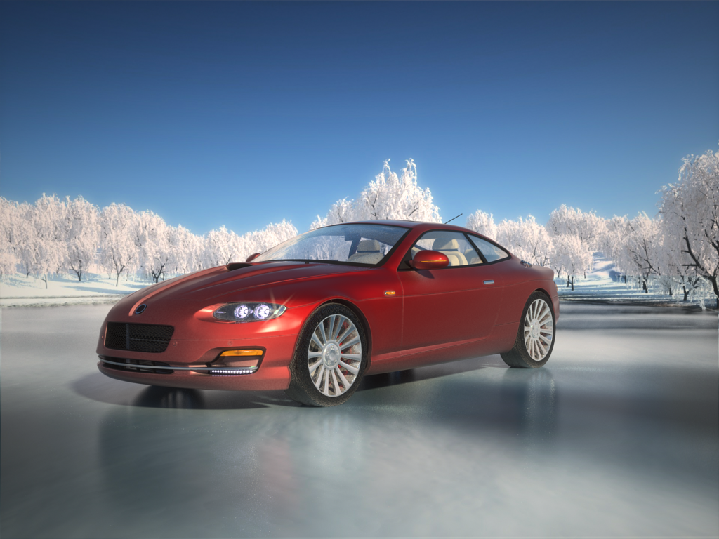 Car by arfur9