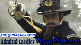 Halloween Lassiter by Cyrax-Sektor