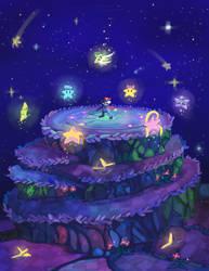 Shooting Star Summit by Figuritas