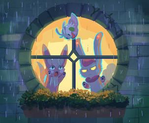 Rainy by Figuritas