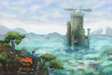 Dragonspiral Tower