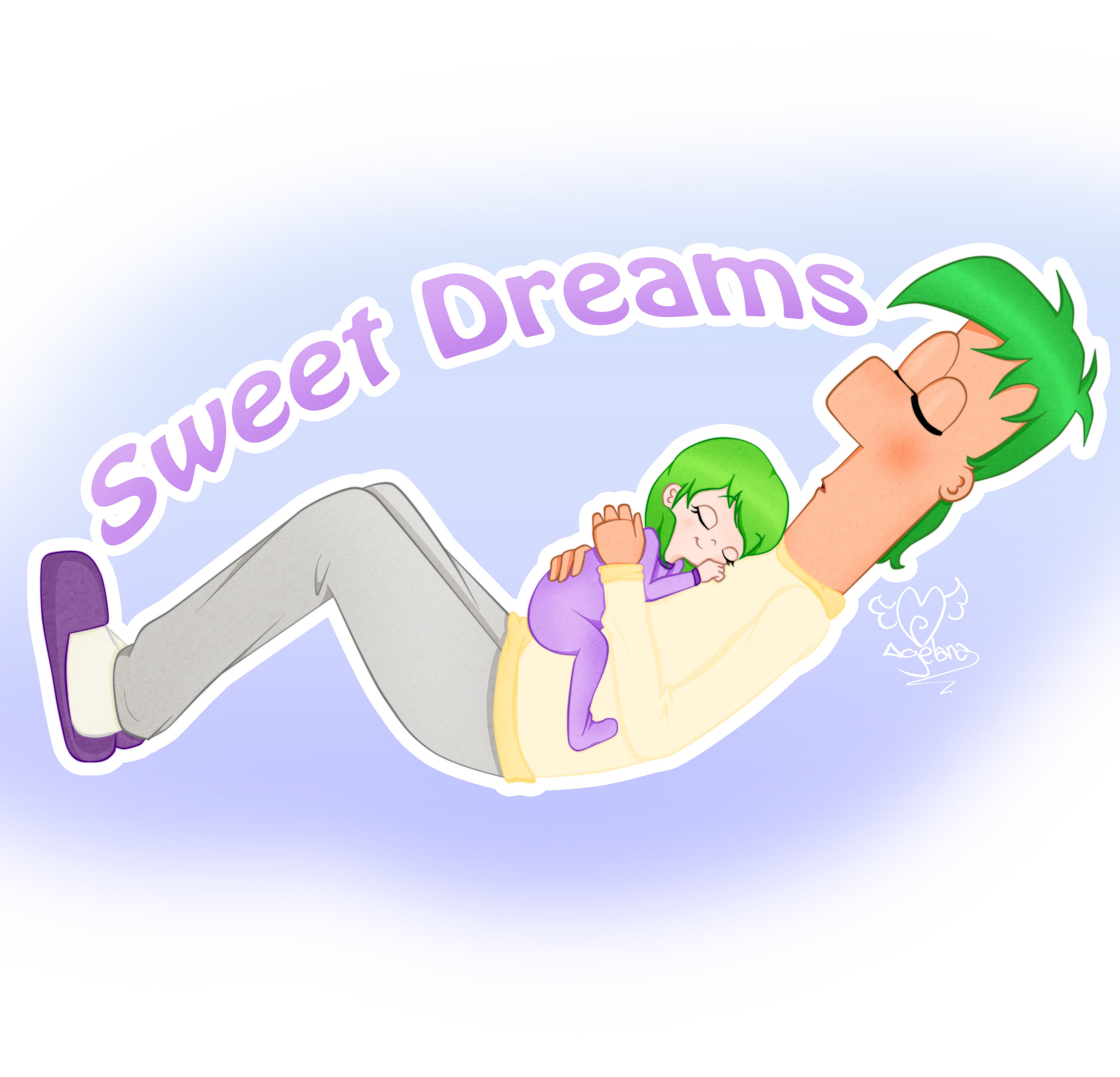 Sweet Dreams :3 by agelana