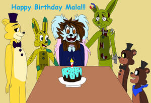 (( Happy Birthday xLex-xAnilax!! ))