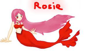 Rosie Rose Pearl Mermaid