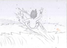 Miguel Surf Skills #3  Surf Spirit by ZenoZi