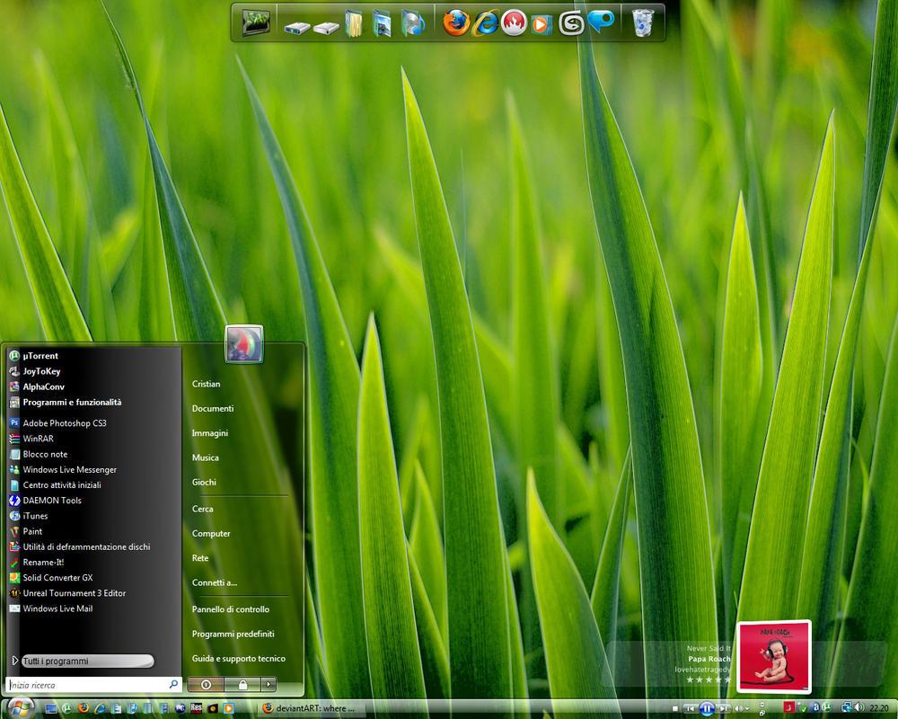 11 dec 07 - Steel89's Desktop by Steel89