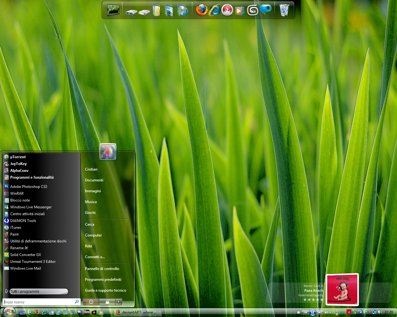 11 dec 07 - Steel89's Desktop by Steel89