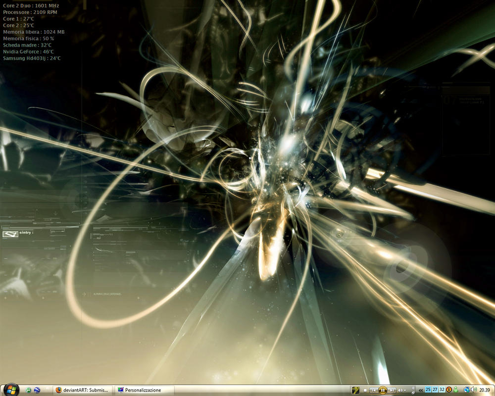 21 Apr 08 - Steel89's Desktop by Steel89