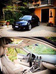 My Audi A3 by Steel89