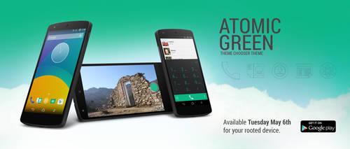 Atomic Green CM Theme Chooser Theme by Steel89