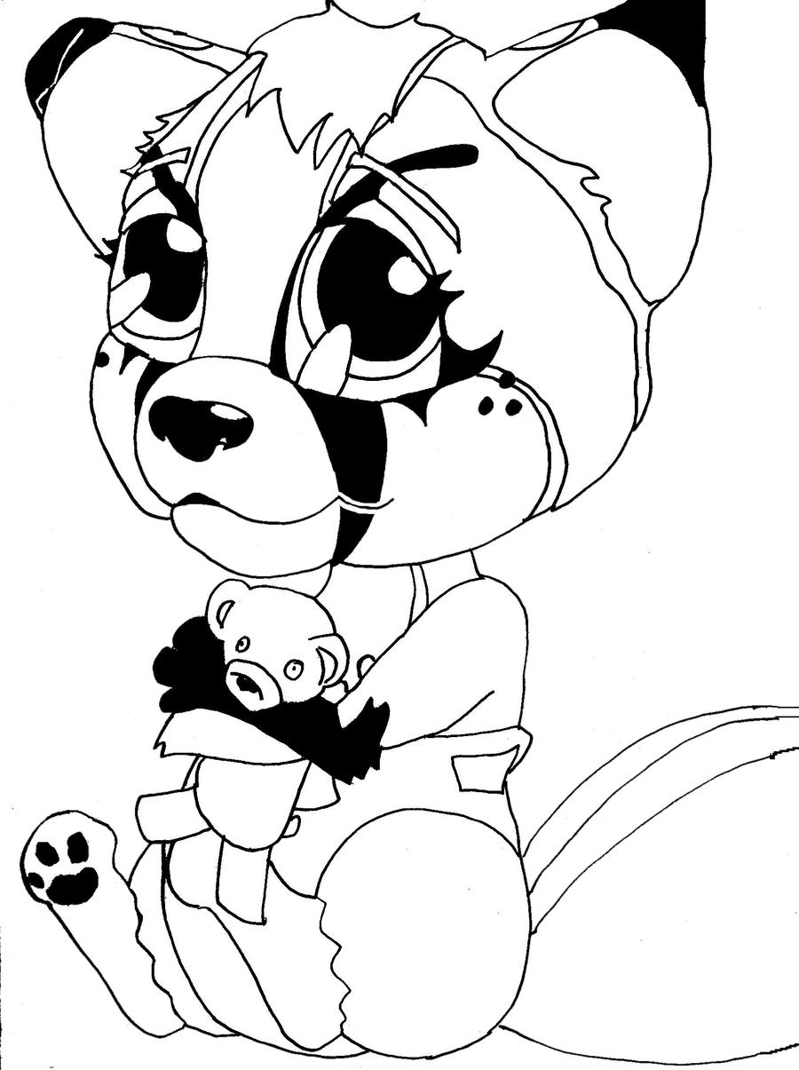 Line Drawing Baby : Baby nass line art by dezbo on deviantart