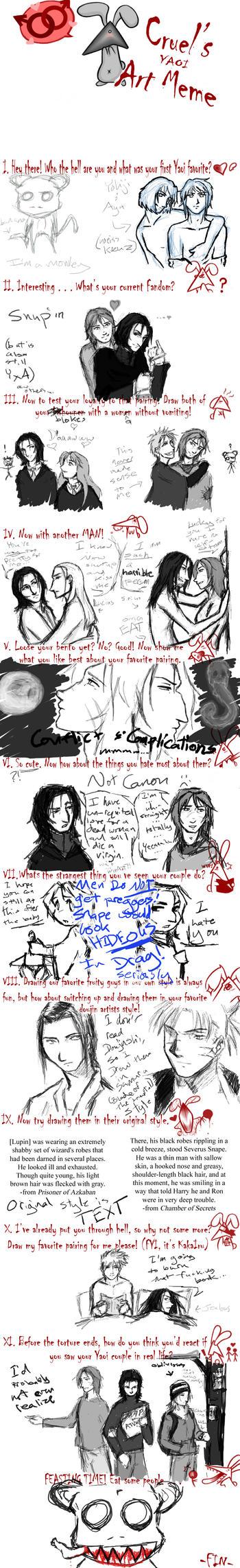 Snupin Meme - omni-sama by Severus-x-Remus-Club