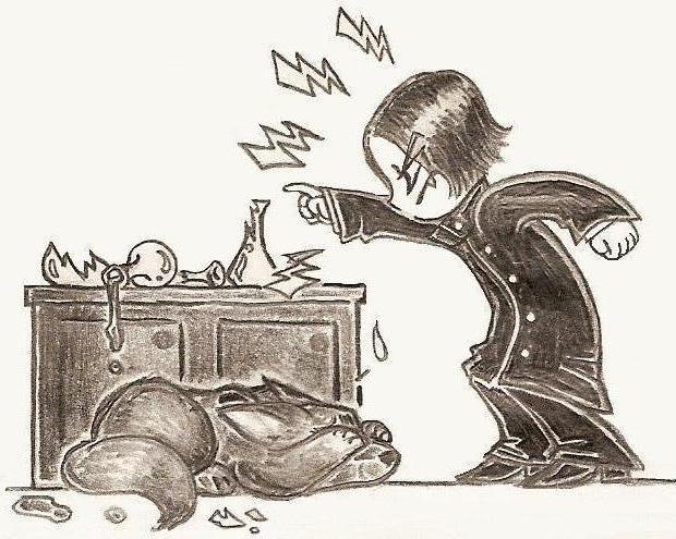 Raargh by Severus-x-Remus-Club