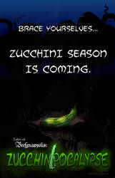 Tales of Beefgnawpolis: Zucchinipocalypse Cover
