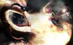 Zelda OoT - Boss fire temple