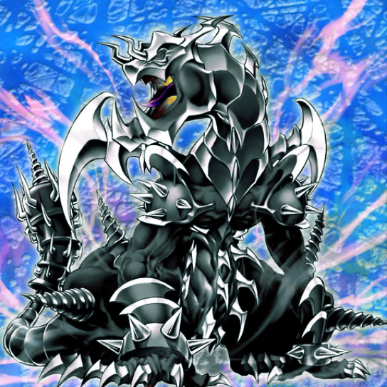 Dark Armed Dragon [Armed Dragon LV7 recolor] by StEML on ...