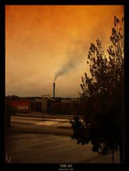Toxic sky by ballisticpixels
