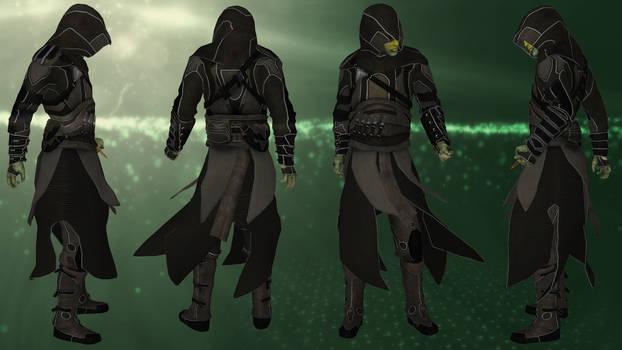 Thane Alternate Appearance: Master Assassin