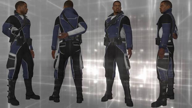 Jacob Alternate Appearance: Corsair