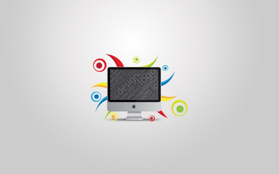 Mac Design Wallpaper by zedi0us on DeviantArt